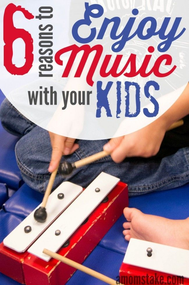 Teach your children a love for music that will last a lifetime.