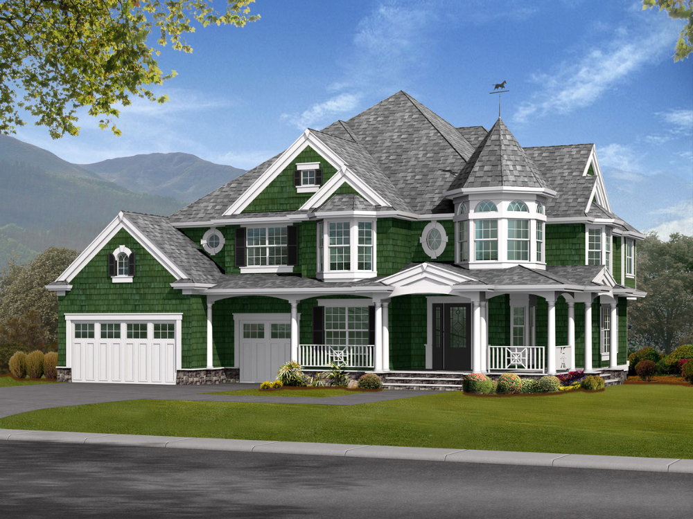 Charming Victorian with Finished Basement
