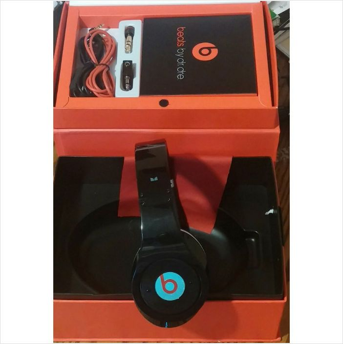db557cb6aa3 Beats By Dre Black on eBid United States | Music | Beats by dre ...