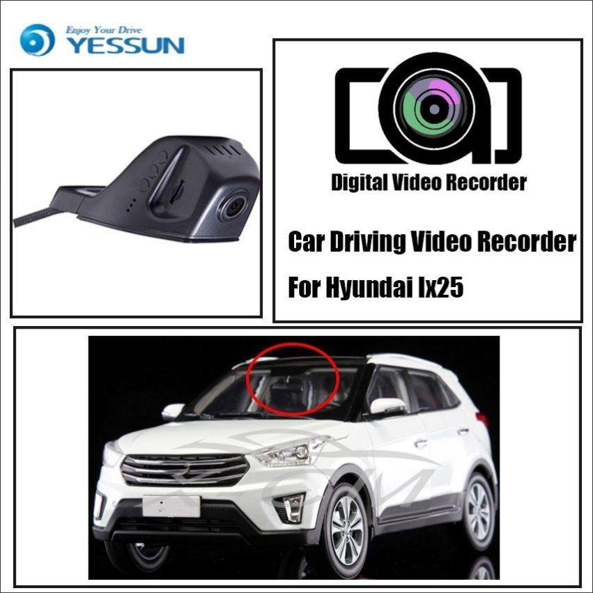 Dash Cam For Hyundai Ix25 Car Front Best Price OemPartsCar