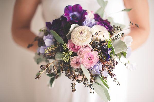 In Season Flowers For Winter Weddings