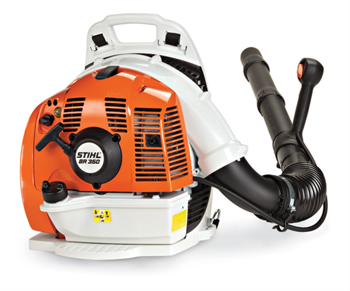 Stihl Br 350 Professional Backpack Blower Makes Yard Cleanup A Breeze Backpack Blowers Blowers Roofing Equipment
