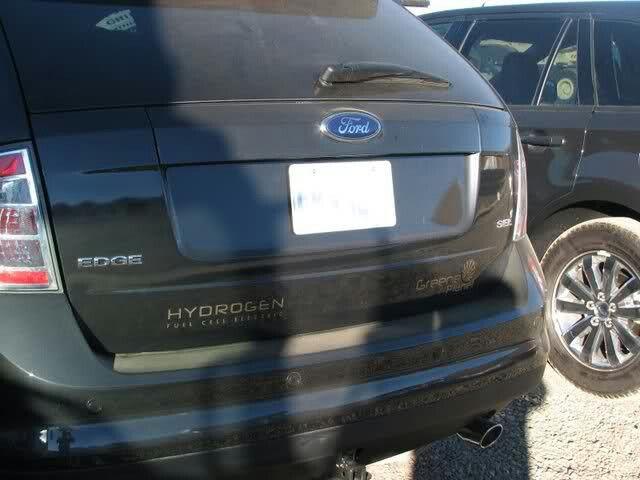 Quantum Of Solace Ford Edge