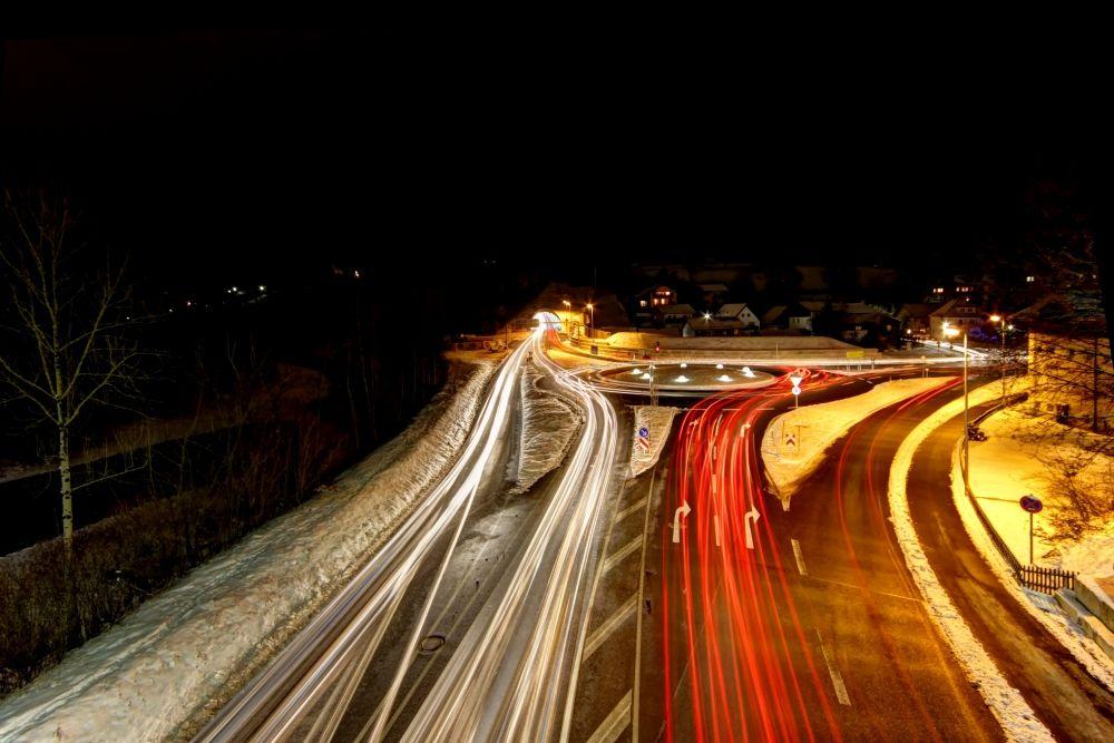 Traunstein Kreisverkehr