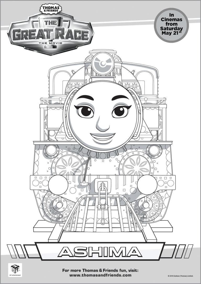 Thomas And Friends Coloring Pages Coloring Pages Thomas Believed