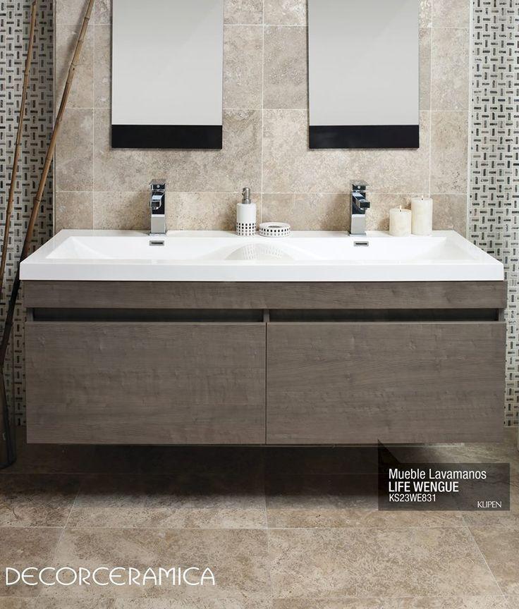 Resultado De Imagen Para Muebles Lavamanos Doble