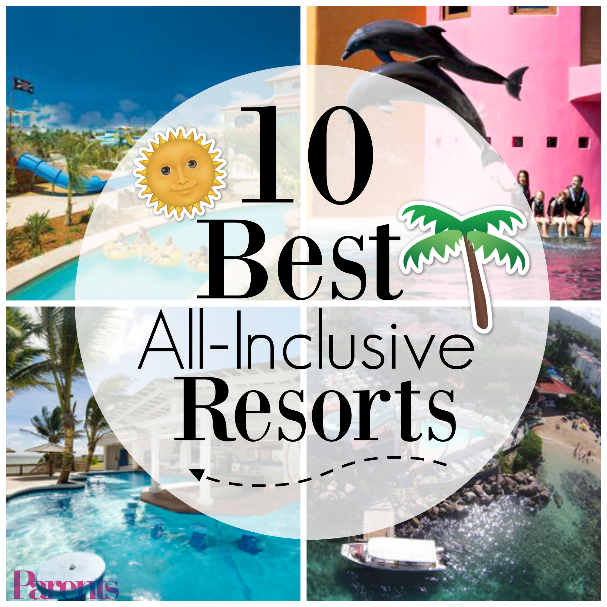 Parents teamed up with tripadvisor to find all inclusive for Top rated mexico all inclusive resorts