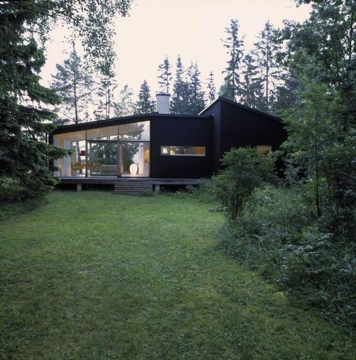 die besten 25 skandinavisches haus ideen auf pinterest oberlicht architektendesign haus und. Black Bedroom Furniture Sets. Home Design Ideas