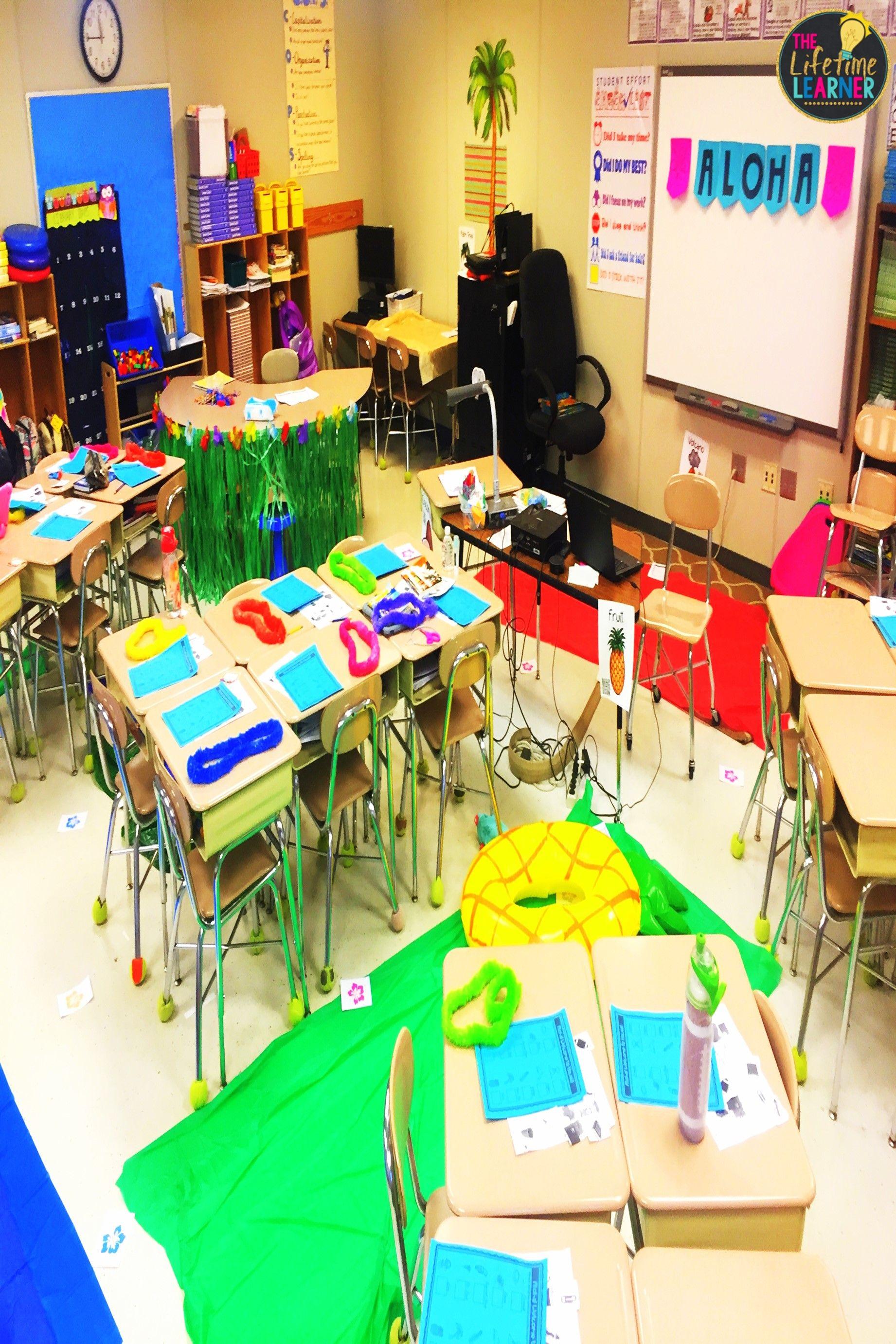 Hawaii Classroom Transformation
