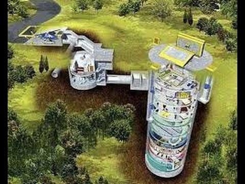 Luxurious Underground Bomb Shelters For The Worlds Elites Rich