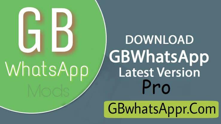 Download Gbwhatsapp Pro 2020 New Apk Latest Update Whatsapp Apps Download Version