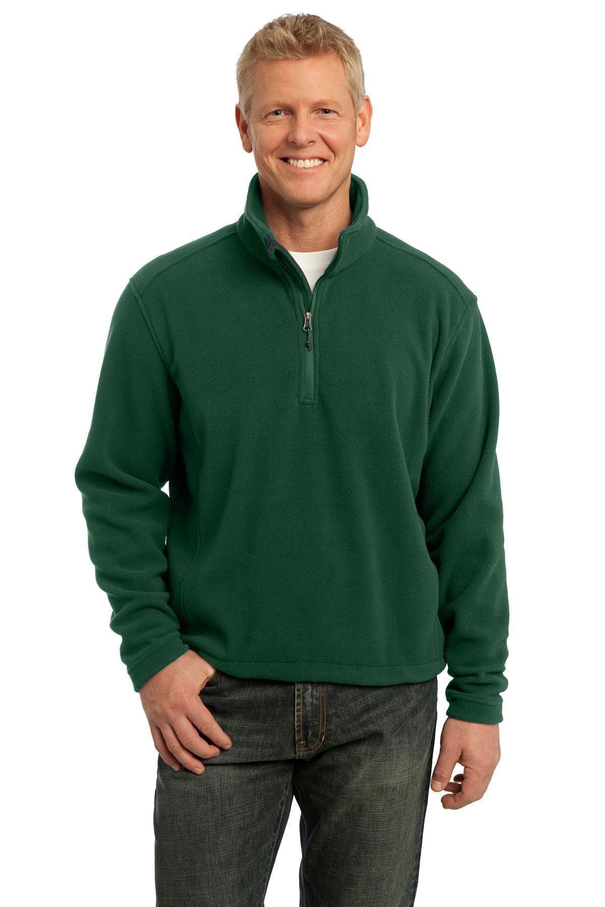 Port Authority Tall Value Fleece 1/4Zip Pullover. TLF218