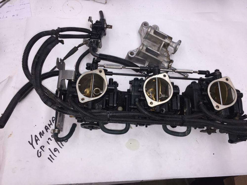 Yamaha Waverunner GP1200R XLT1200 Carburetor Assy 67X-14301