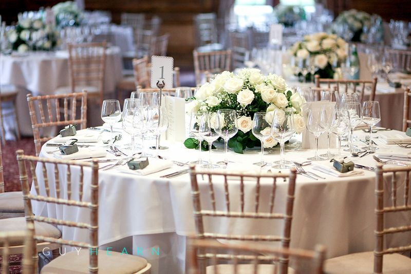 Guy Hearn At Hedsor House Taplow Buckinghamshire Wedding Venue