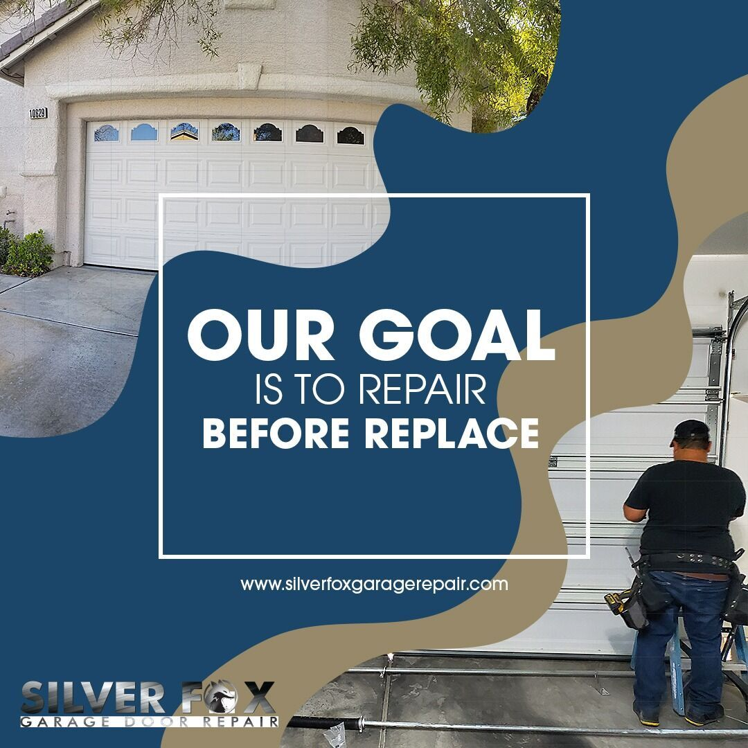 Silver Fox Garage Door Service Specializes In The Installation