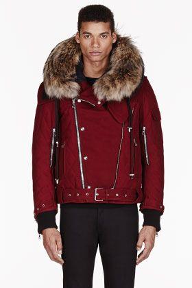 Pin By William H Harris Furs On Men In Fur Red Fur Fur