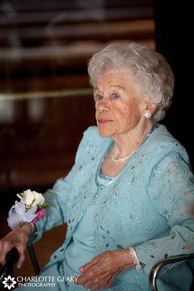 Grandmother Dresses For Grandson Wedding