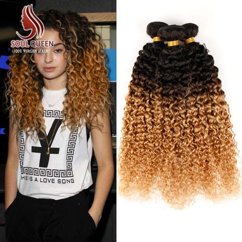 Aliexpress buy 10 28 cheap ombre hair extensions peruvian aliexpress buy 10 28 cheap ombre hair extensions peruvian kinky curly pmusecretfo Images