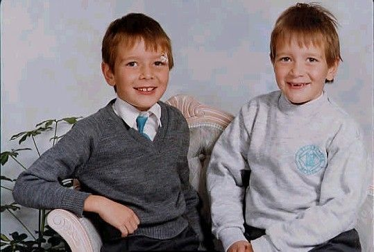 Harry Potter Photo Baby James Oliver Phelps Harry Potter Actors Young Harry Potter Oliver Phelps