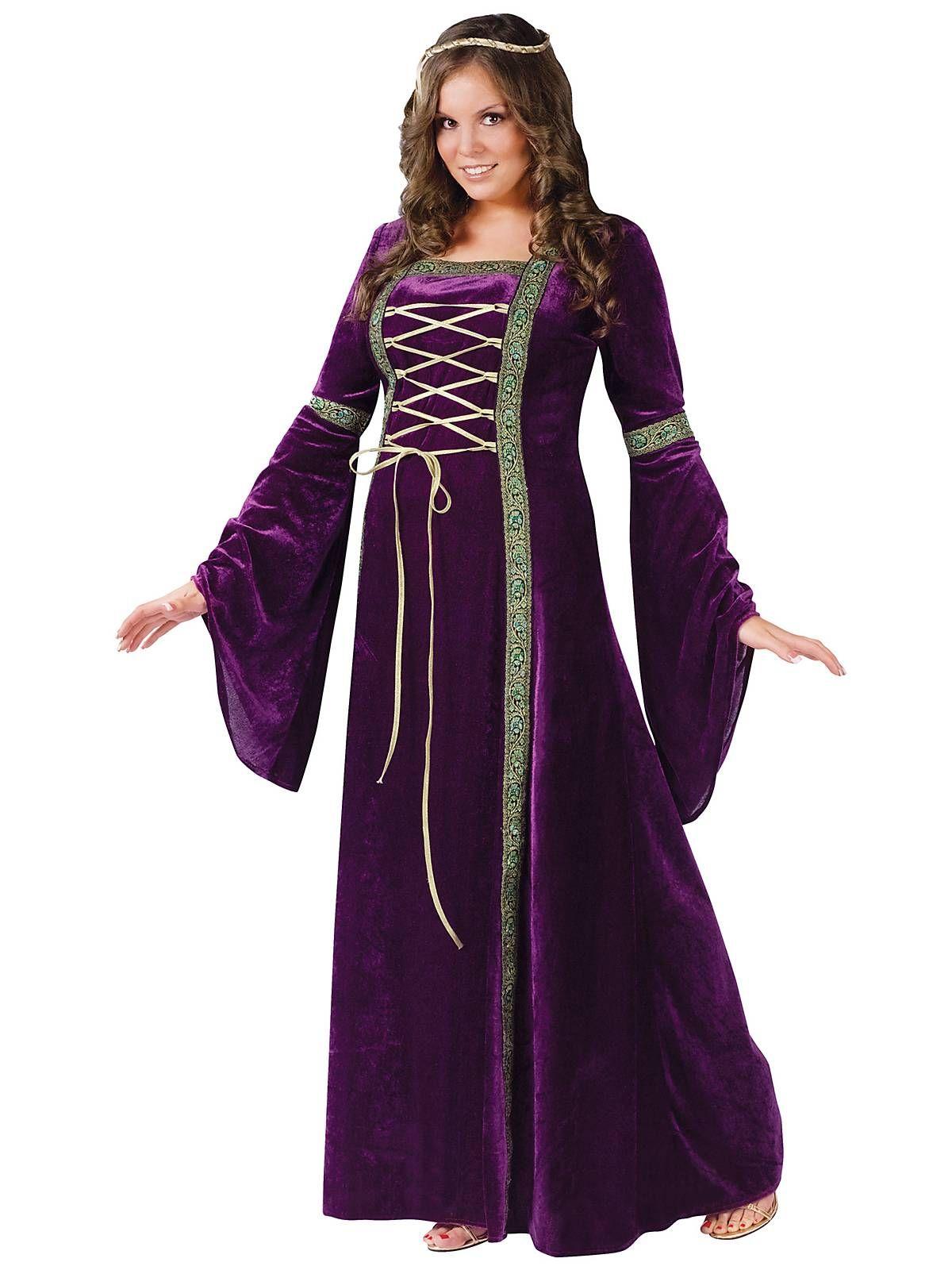 2b9ffc0a9a4e5 Renaissance Lady Adult Plus Costume