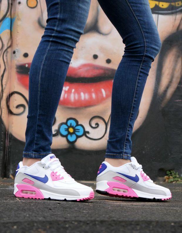 Nike Air Max 90. Rose BonbonTalons ...