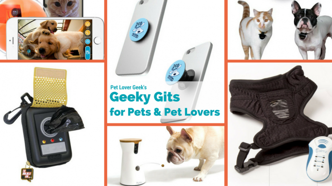 pet lover geek s geeky christmas gifts for pets and pet lovers