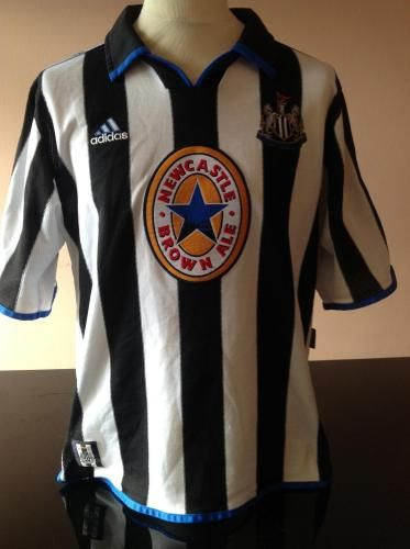 e152582e9 Newcastle United kit 99 00. My all time favourite.