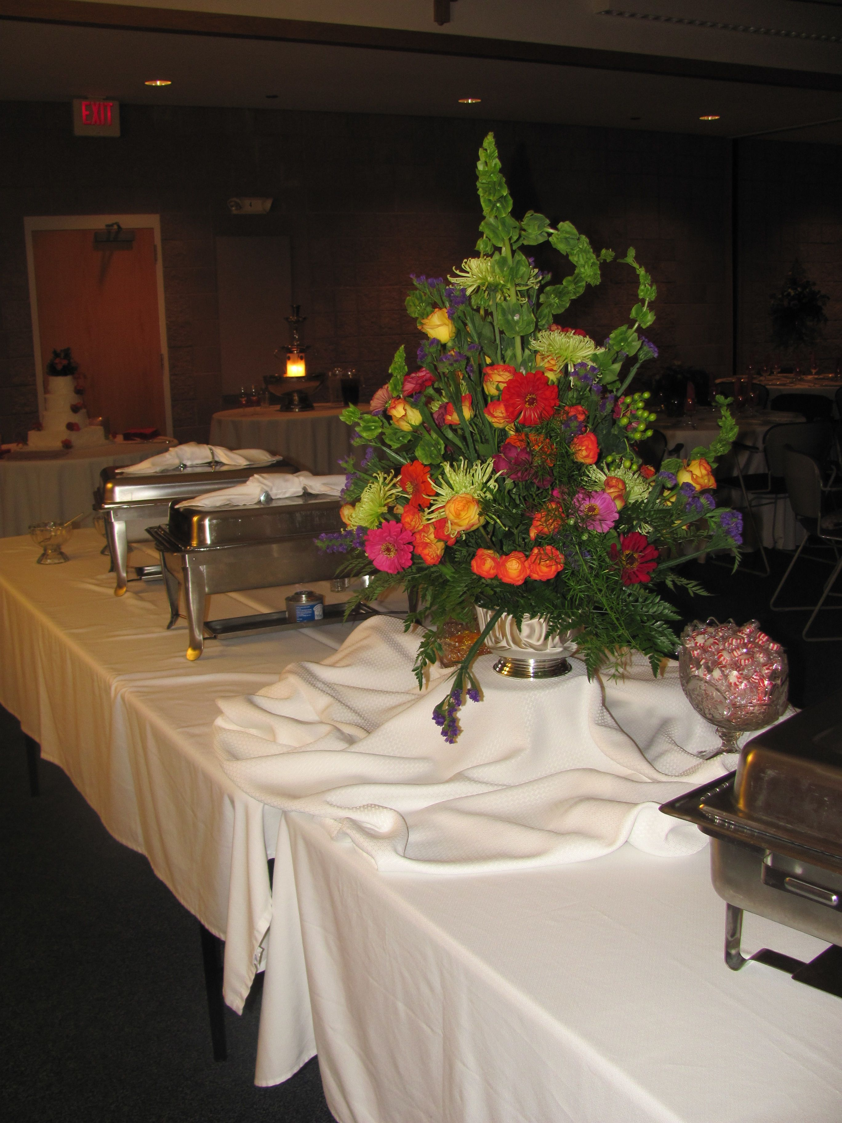 Flowers By The Daisy Fair Weddings By Emmarays Catering