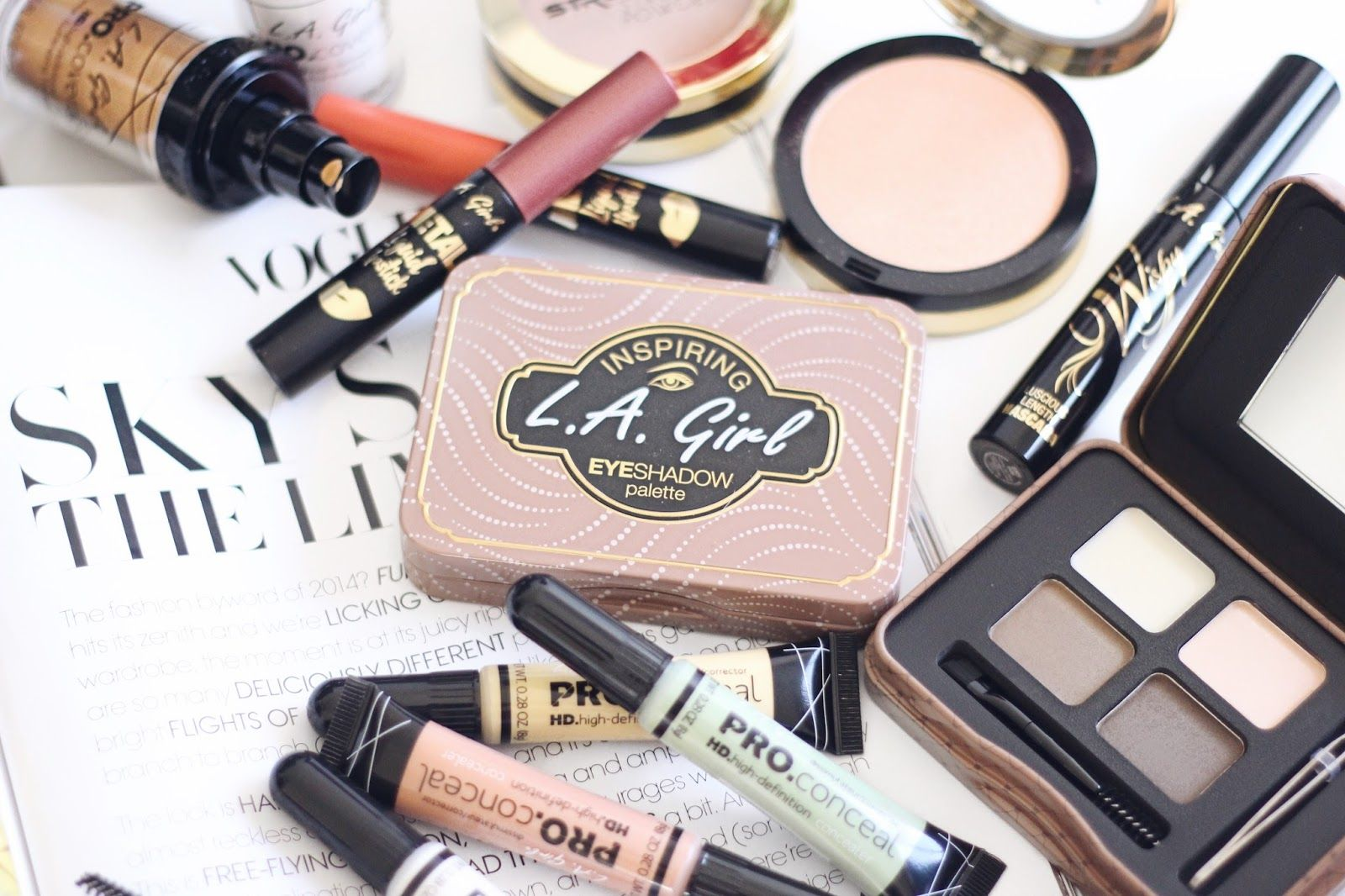 L.A Girl Cosmetics, Makeup and Products in Pakistan
