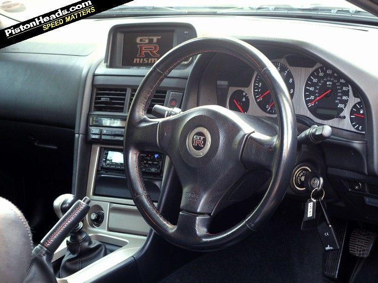 Nissan Gtr R34 Skyline Cabin Interior Japanese Fast Cars