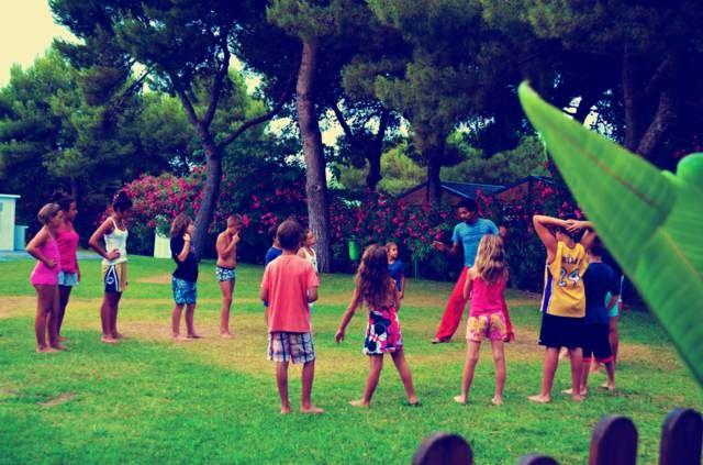 Juegos Para Fiestas Infantiles Ideas Originales Al Aire Libre