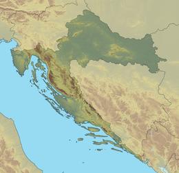 2020 Zagreb Earthquake Wikipedia Croatia Map Zagreb City Of Zagreb