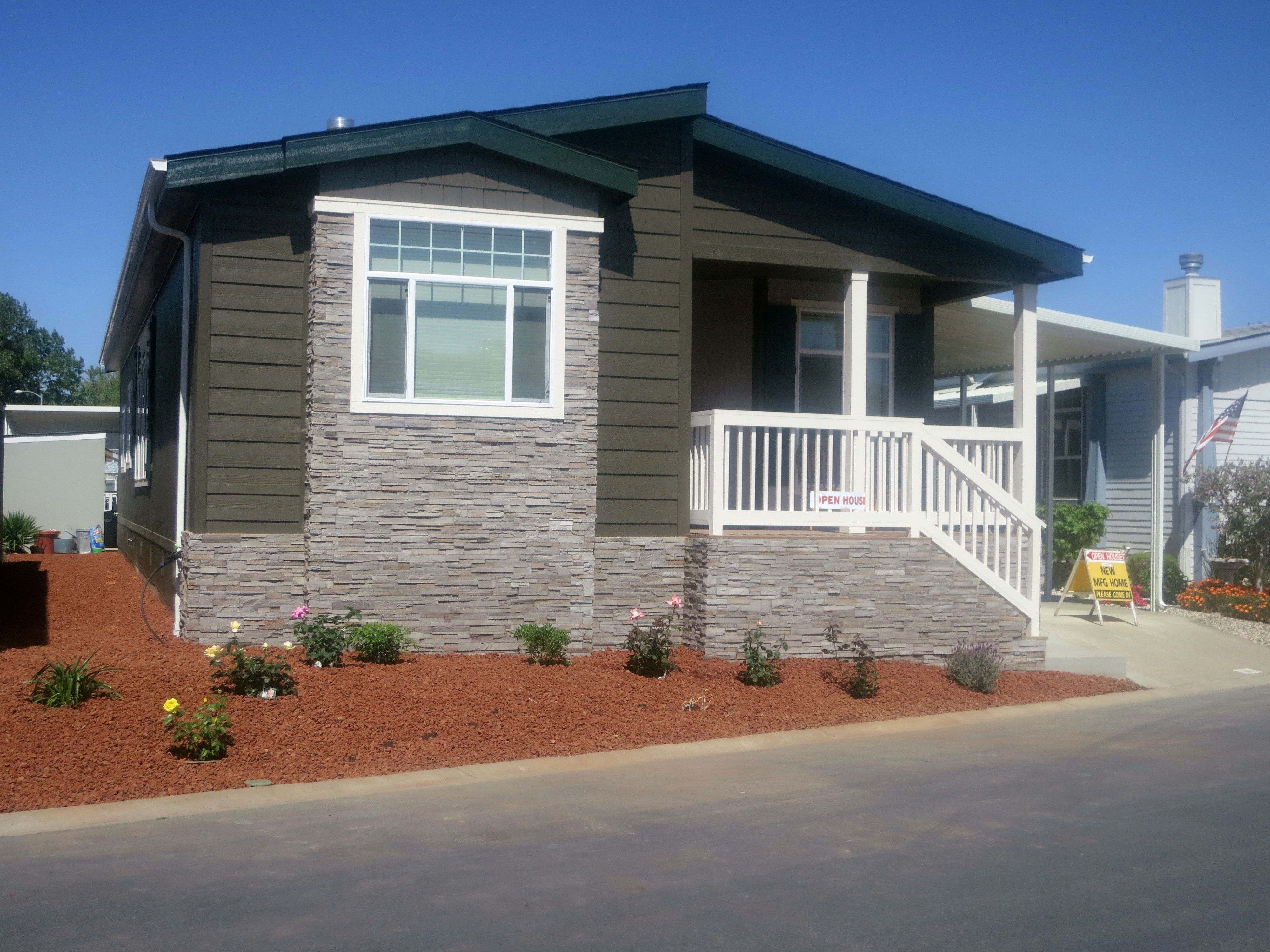 Types Of Mobile Home Siding