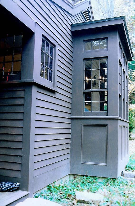 Clapboard Siding Example American Architectural Styles