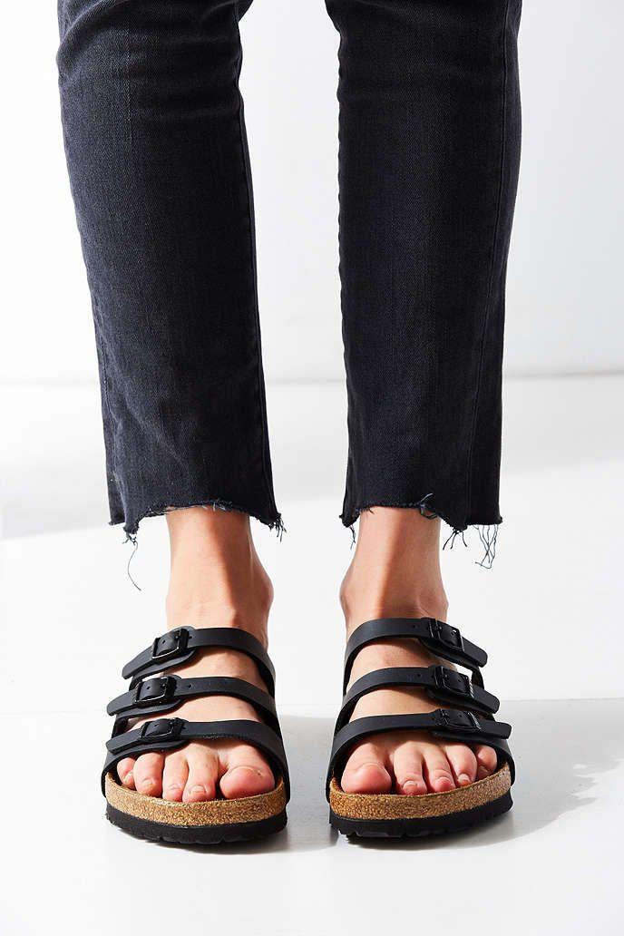 6d69480856bc Birkenstock Florida Slide - Urban Outfitters Birkenstock Sandals