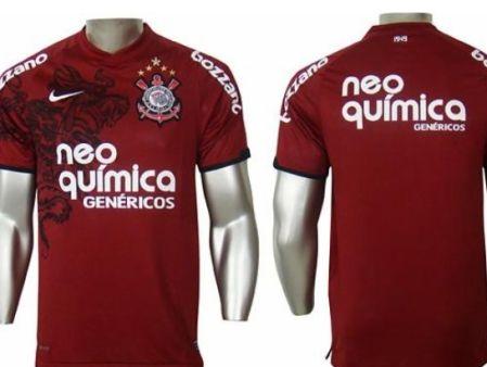 b58859ba2b Terceira camisa Corinthians 2011