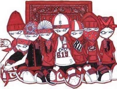 Blood Piru Knowledge - Blood Gang Sign - Blood and Crip Gang