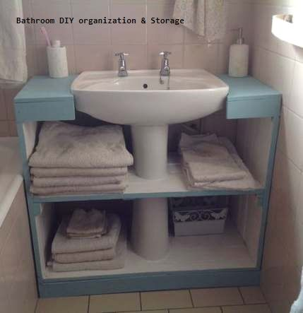 Photo of 13 Kreative baderomsorganisasjon og DIY-løsninger