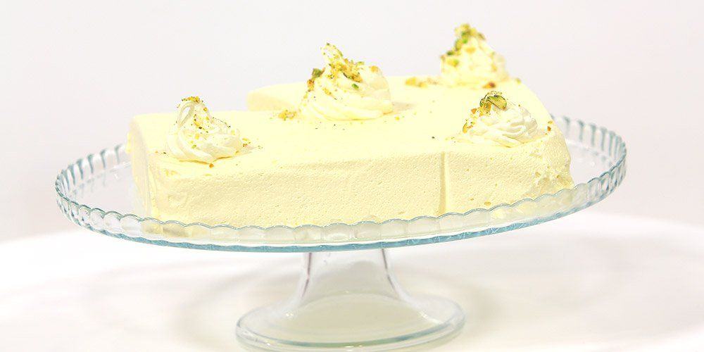 آيس كريم المستكة Desserts Cake Food