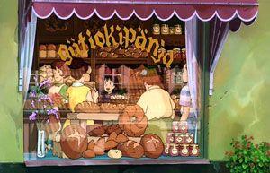 Osono And Kiki Serving Customers At G 252 Tiokip 228 Nja Bakery