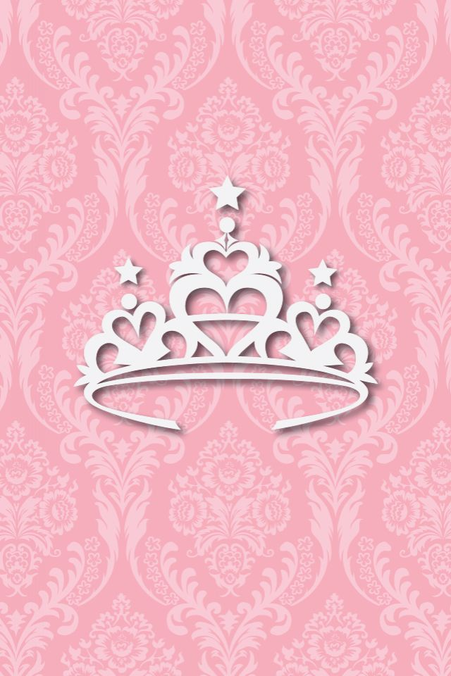 Princess Crown Cute Phone Wallpaper Wallpaper Iphone Wallpaper