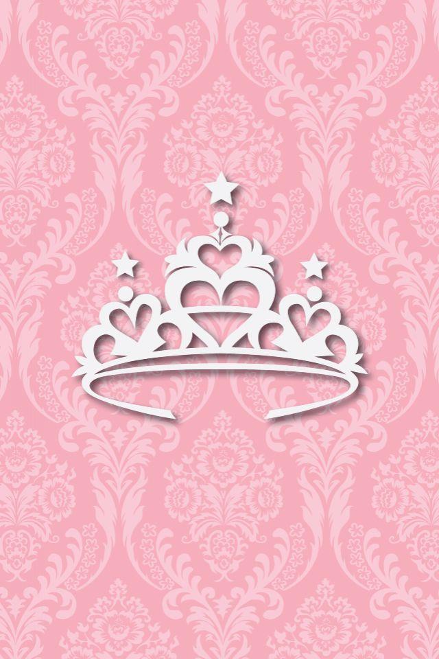 Cute Pattern Wallpaper Free Princess Crown Cute Phone Wallpaper Pinterest
