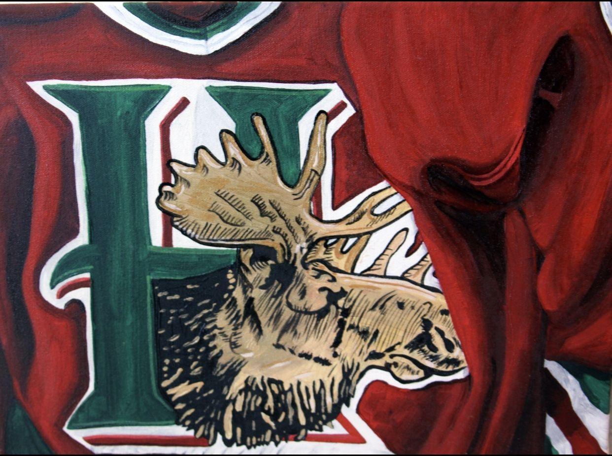 Pin by Donald Burry on Halifax Mooseheads Alumni Hockey