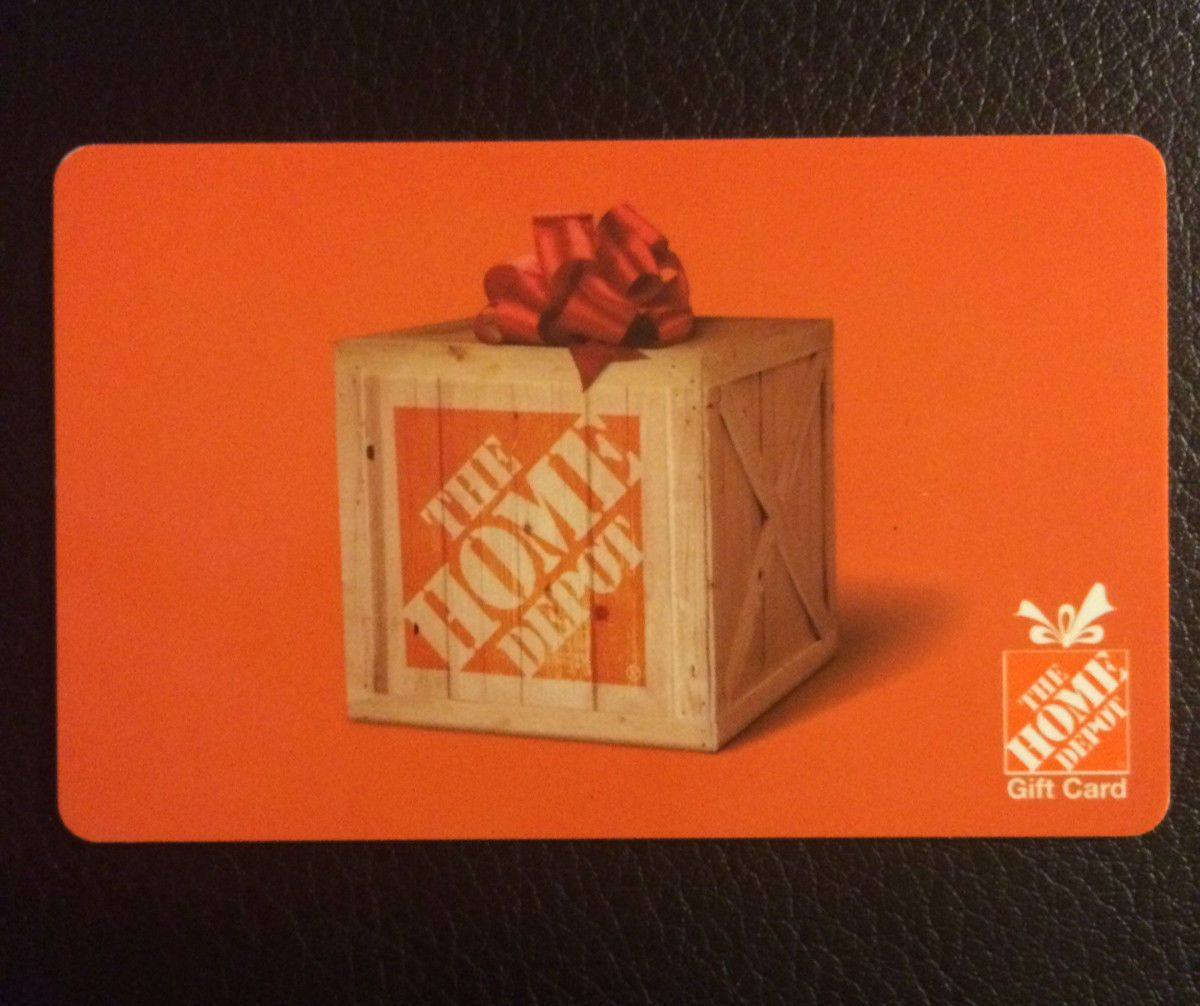 Coupons giftcards home depot gift card 50 coupons