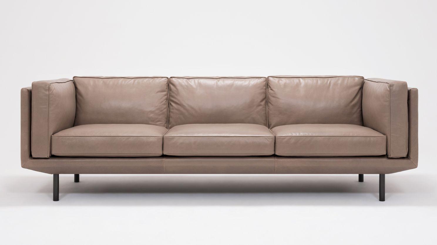 Plateau Sofa Eq3 Sofa Leather Sofa Best Sofa