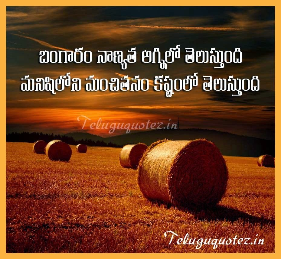 Teluguquotez.in: Life And Positive Quotes In Telugu