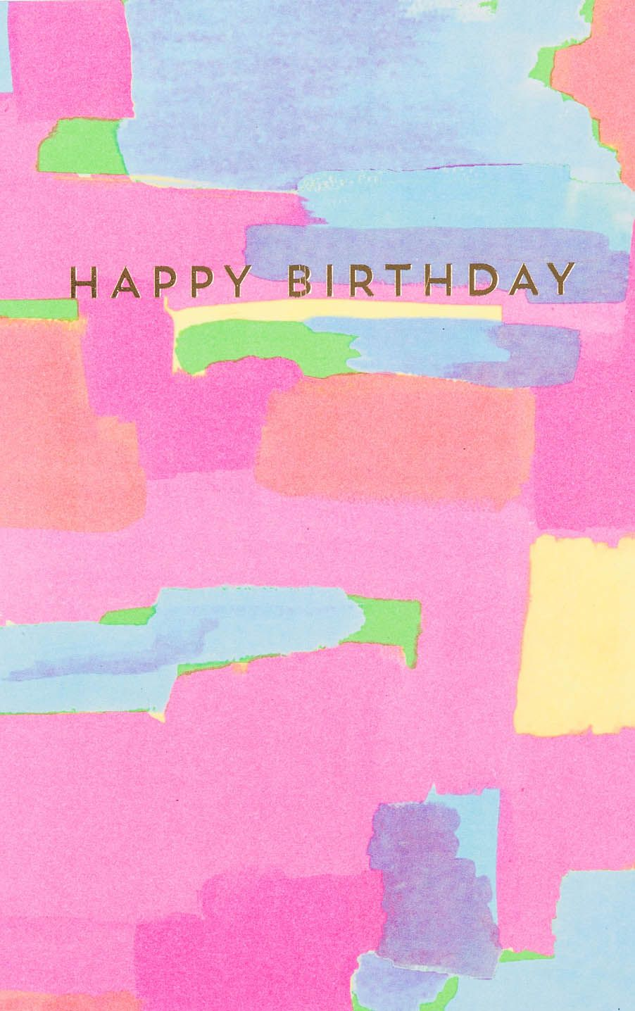 Bright Printed Greeting Cards Available Now At Oliver Bonas