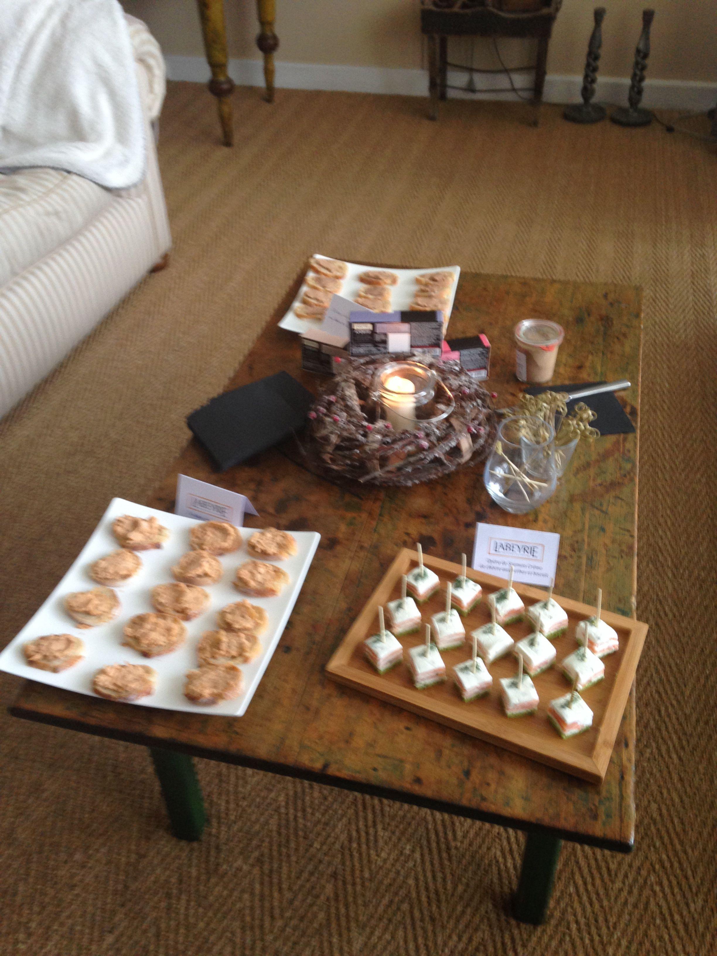 Test des produits Labeyrie de Noël 2016
