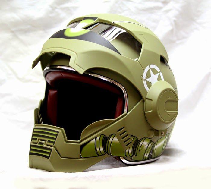 luusama motorcycle and helmet blog news masei 610 gundam zaku looking us stormtrooper. Black Bedroom Furniture Sets. Home Design Ideas