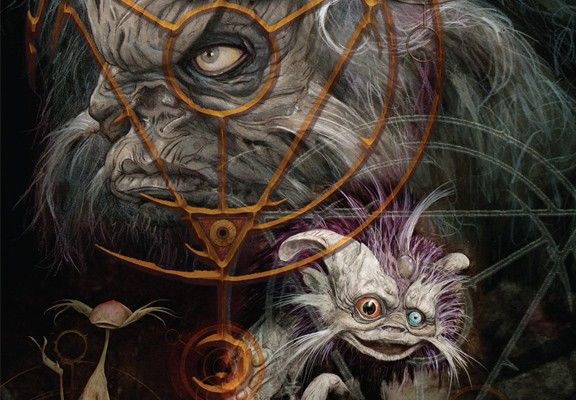 The Dark Crystal - Brian Froud